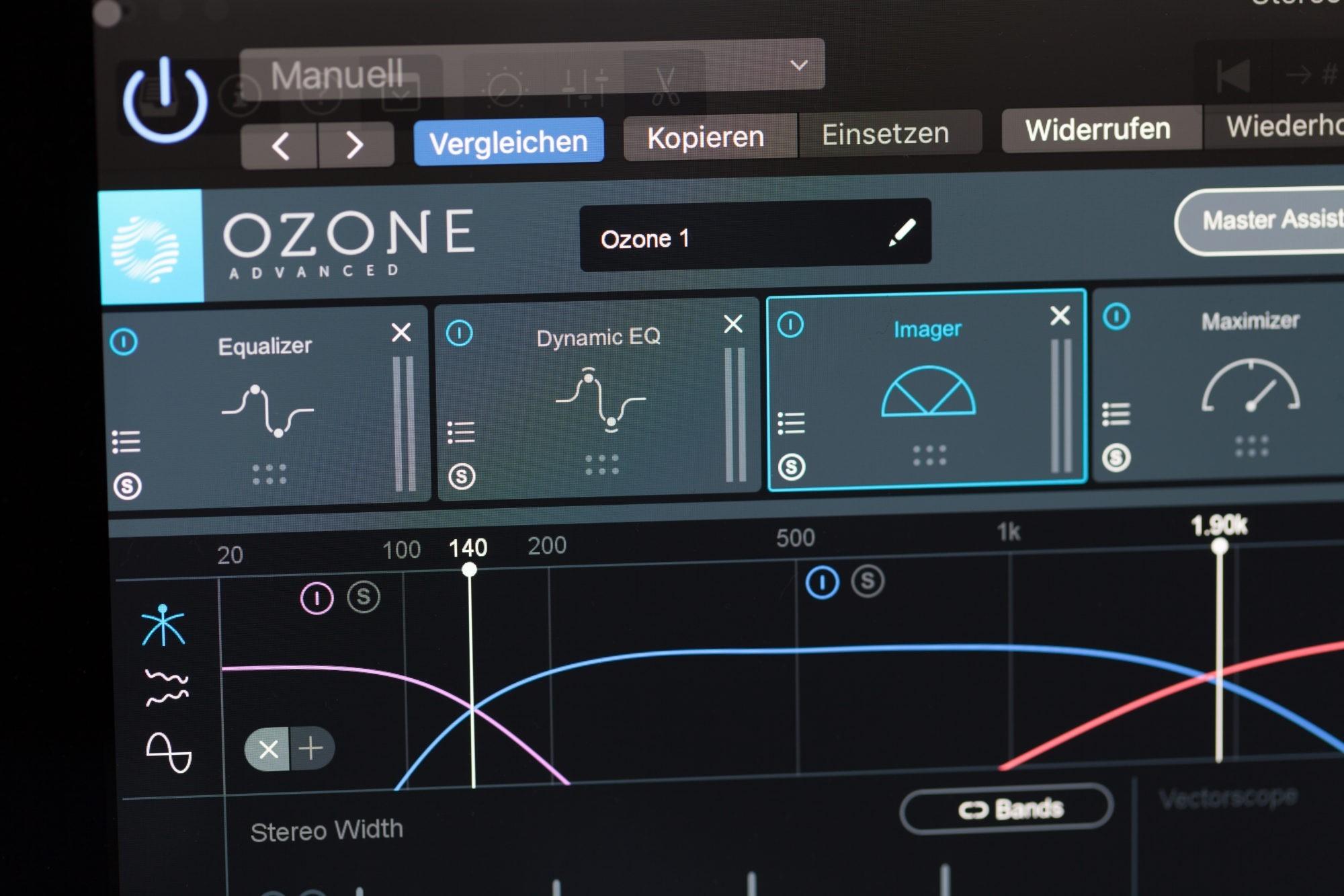 Instrumentals & Beats, Izotope Ozone, STRAINX