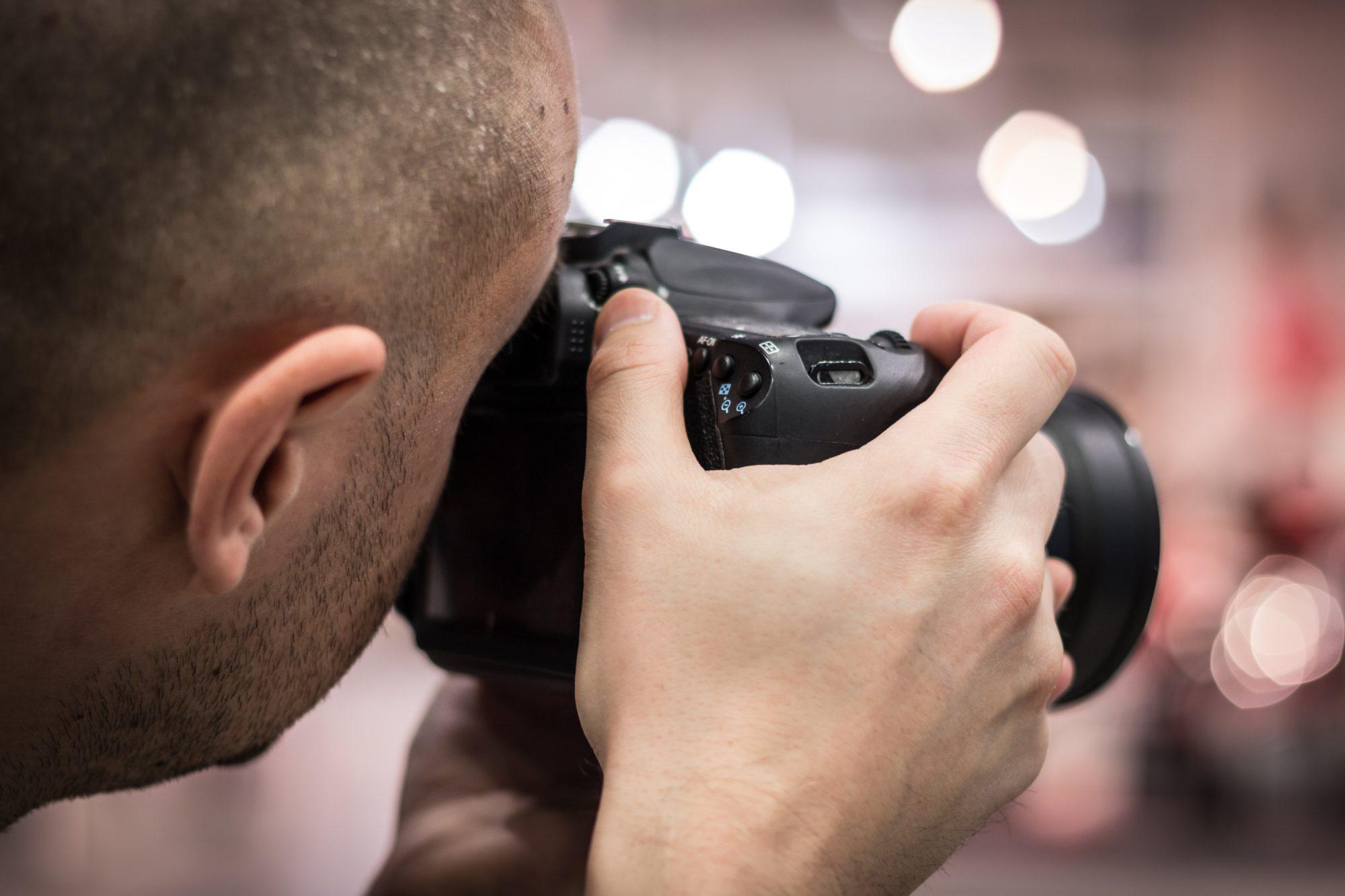 Filmprodukion, Fotoaufnahme, STRAINX